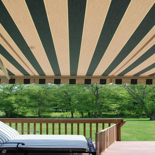 Patio and Deck Awning in Madison, CT