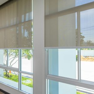 "Are ""Motorized Shades"" Difficult to Install in Madison, CT?"